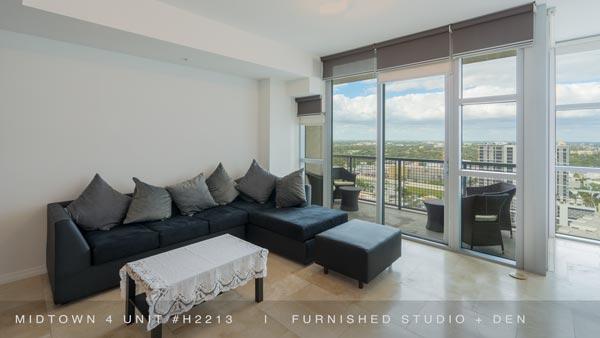 Midtown Miami apartment for rent