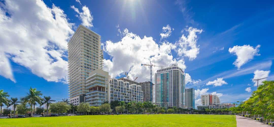 Apartments in Midtown Miami Florida