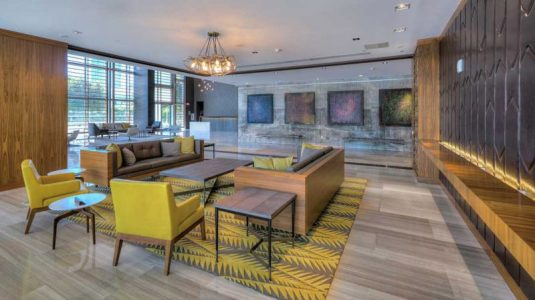 Inside a Modern Apartment in Hyde Midtown Miami