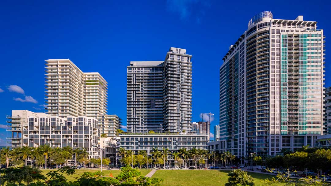 Midtown Miami Buildings
